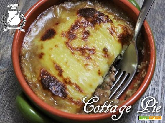 Pasticcio di Carne con Patate (Cottage Pie)
