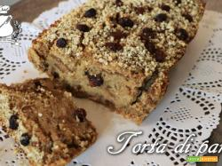 Torta di Pane (Bread Pudding)