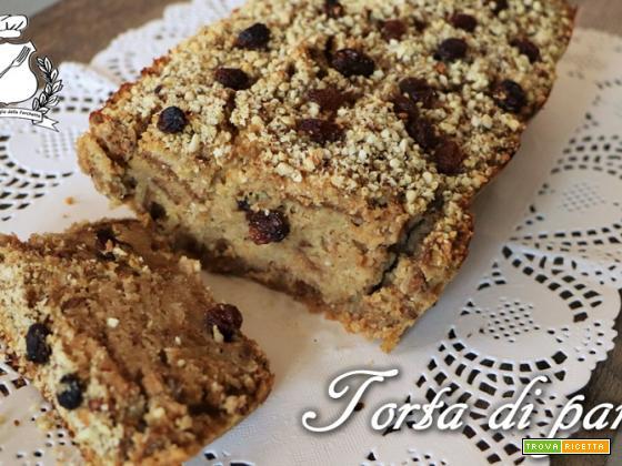 Torta di Pane (Bread Pudding)