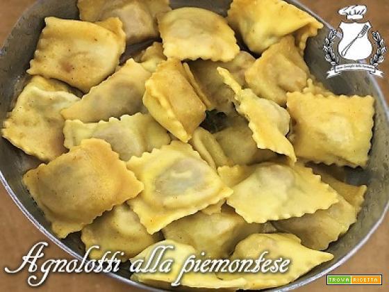 Agnolotti alla Piemontese