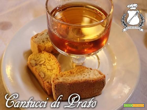 Cantucci di Prato (Cantuccini)