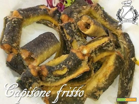 Capitone fritto alla napoletana