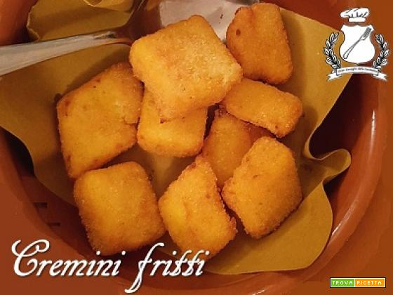 Cremini fritti