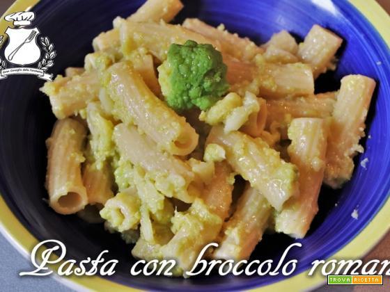 Pasta con il Broccolo Romano