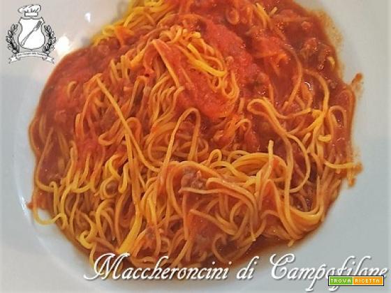 Maccheroncini di Campofilone