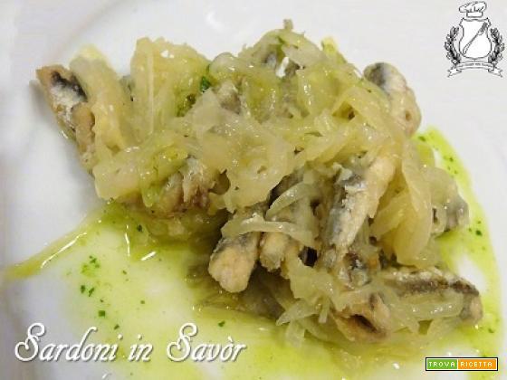 Sardoni in Savor
