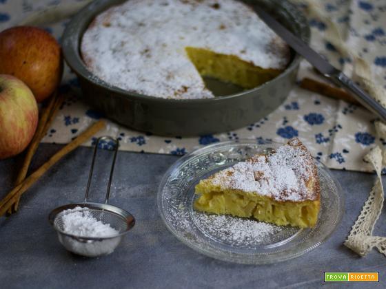 Torta di mele e kefir: il comfort food per il Blue Monday