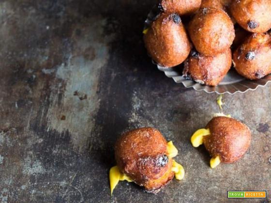 Frittelle di carnevale venete: le frìtole