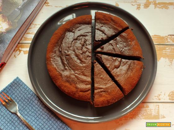 Kladdkaka: torta morbida al cioccolato svedese
