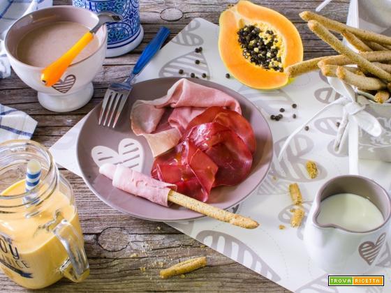 Una colazione equilibrata per ogni tipo di esigenza