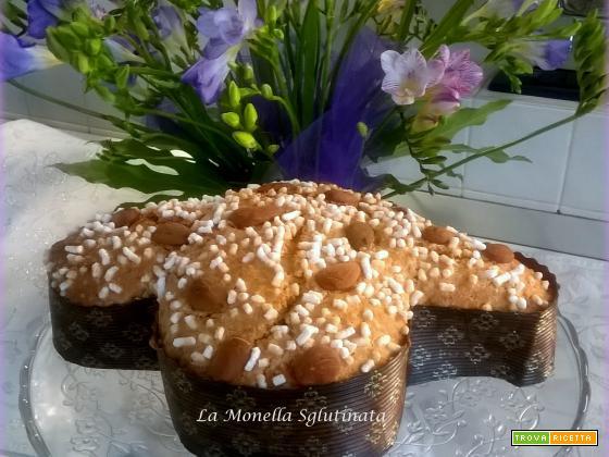 Colomba della Monella senza glutine