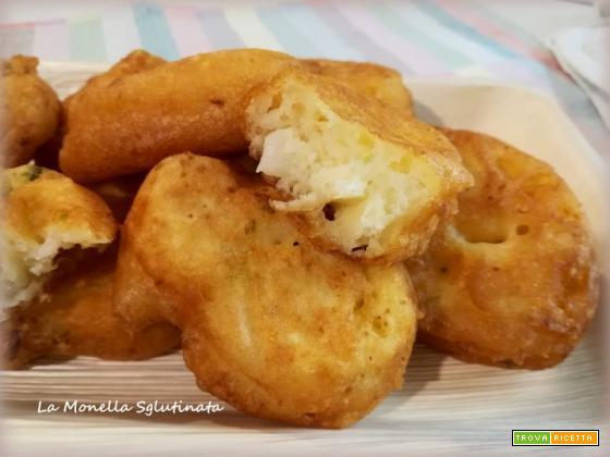 Frittelline soffici di cavolfiore senza glutine