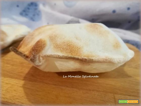 Pane palloncino sglutinato della monella