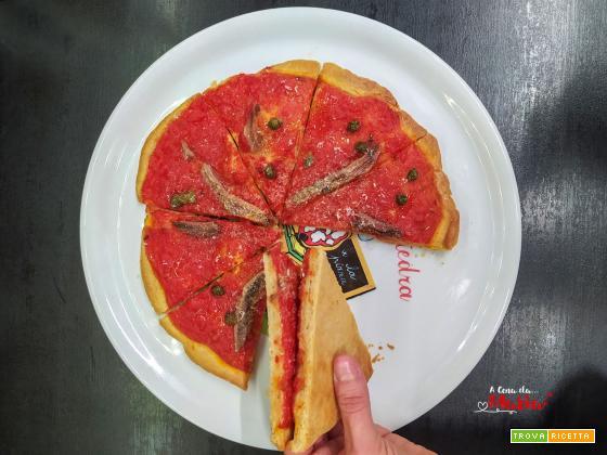 Pizza alla Pisana