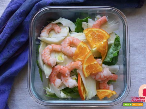 Insalata: lunch box!