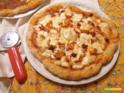 Pizza napoletana senza glutine