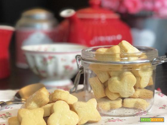 MESCOLANZA ricetta biscotti tipici genovesi
