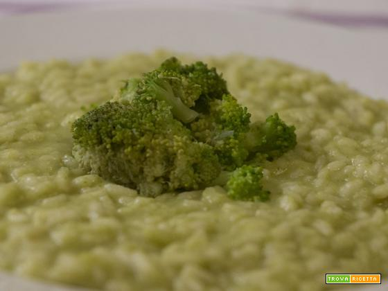 Bimby, Risotto ai Broccoli