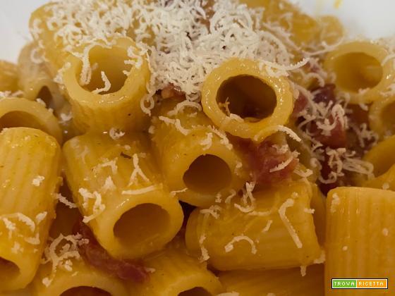 """Pasta alla Carbonara """"Friulana"""", senza Bimby"""