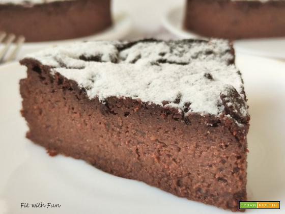 Migliaccio al Cioccolato Light Senza Zucchero 85 Calorie