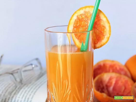 Bimby, Conserve e Liquori, Sciroppo di arance