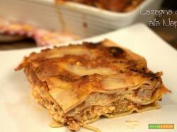 Lasagna napoletana: ricetta senza uova sode