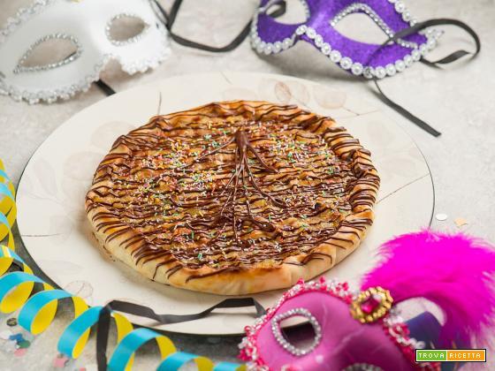 Torta ripiena di pere, un dessert ottimo per il Carnevale