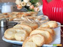 VENTAGLI di Pasta SFOGLIA Prussiane, Manine