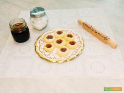 Biscotti con frolla ovis mollis