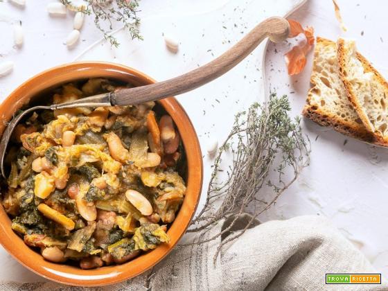 La ribollita toscana: una ricetta che appaga i sensi