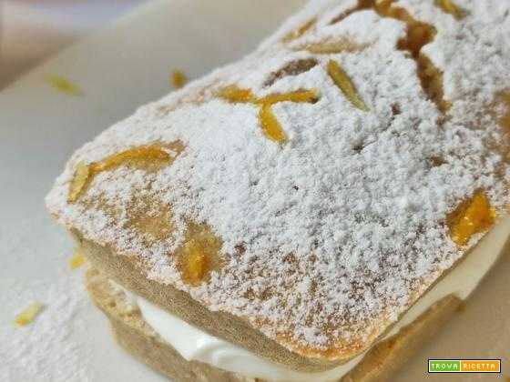 Mini Plumcake Cocco e Limone Proteico Low Carb