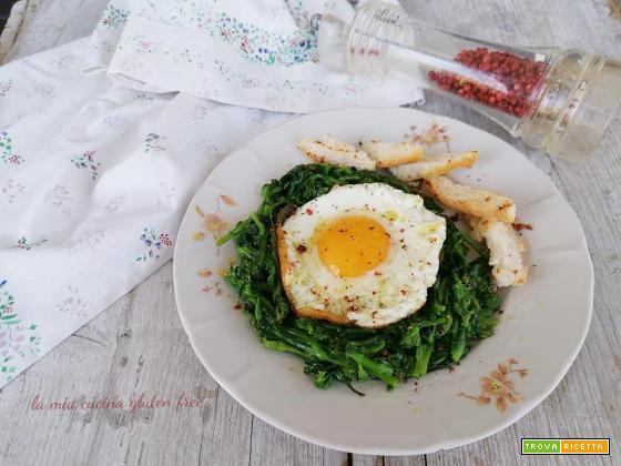 Uovo a occhio di bue