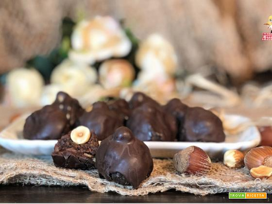 Cioccolatini DOLCE BACIO simil Baci® Perugina®