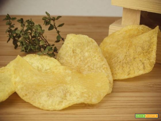 Patatine fritte chips