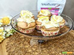 Muffin mimosa sofficissimi : senza glutine e lattosio