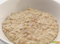 Bimby, Porridge