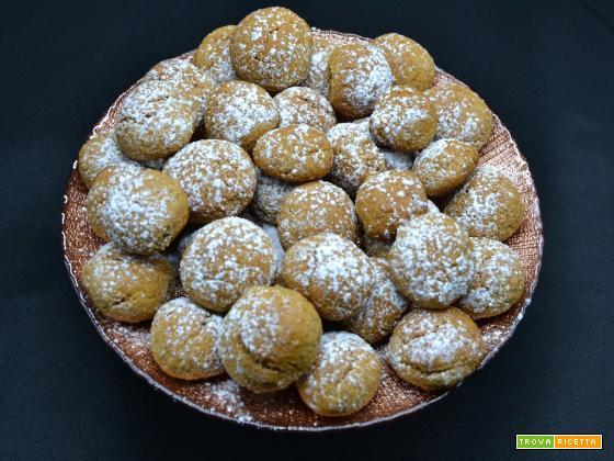 Ricetta – Biscotti integrali al miele di arancio