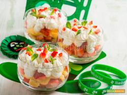 Trifle, il dolce al cucchiaio della tradizione irlandese