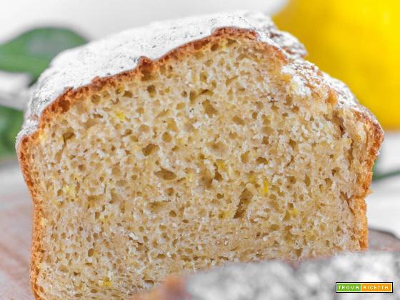 Plumcake Vegan al Limone