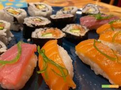 Bimby, Sushi: Nigiri, Futomaki ed Uramaki con Pesce e Verdure
