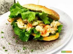 Gamberoni Sandwich