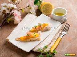 Nasello con mazzancolle e pomodorini, un piatto delicato