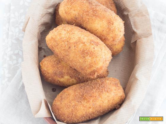 Crocchè di patate di Giuly