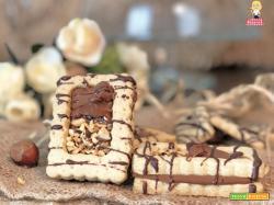 BISCOTTI di Grano SARACENO alla Nutella