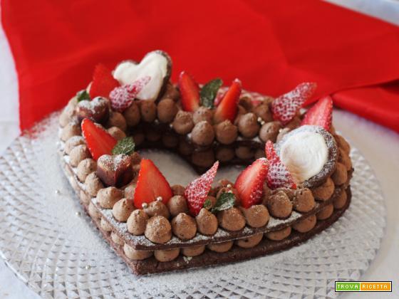 Cream Tart al cioccolato senza glutine