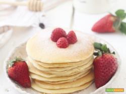 Pancakes allo yogurt