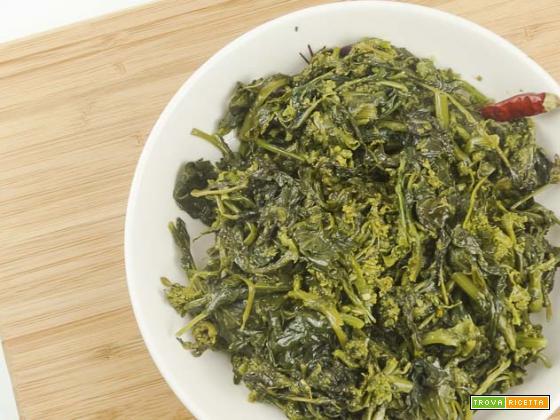 Broccoli di rapa o friarielli – Come si cucinano?