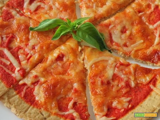 Pizza Tonno 3 Ingredienti 250 Calorie Proteica Low Carb