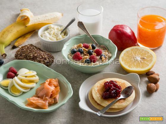 Colazione iperproteica, una alternativa al cappuccino
