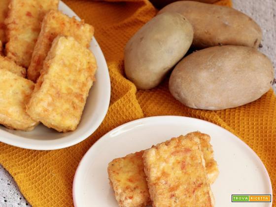 Frittatine di Gateau di Patate